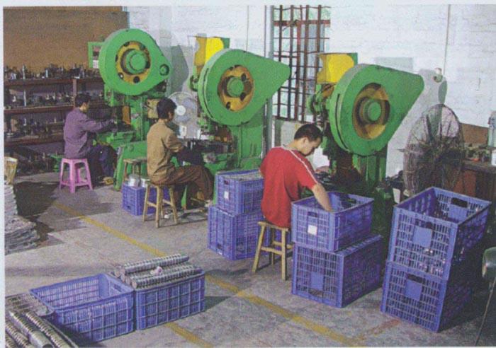 Mandzsettagomb készítés